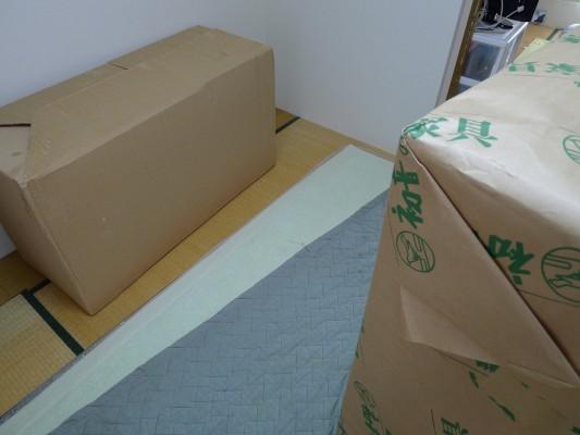尼崎市のI様に桐箪笥の最高峰 初音の焼桐時代別注箪笥をお届けいたしました。