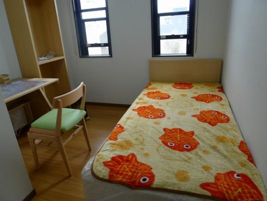 カリモク学習机 ベッド