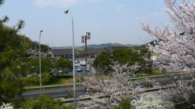 阪和自動車道野上り岸和田サービスエリア