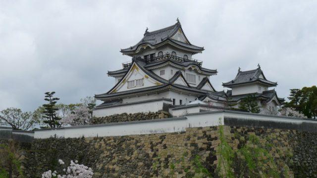 2015年 岸和田城と桜