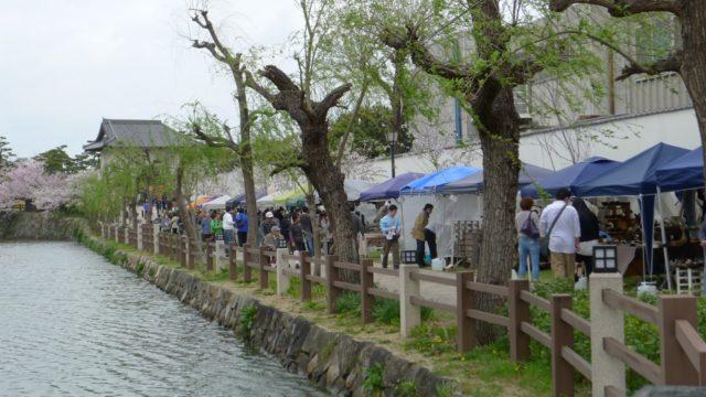 2015年 岸和田の物産展 1