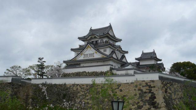 2015年 岸和田城の写真