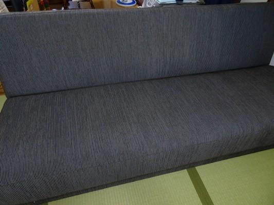 カリモクソファーベッド