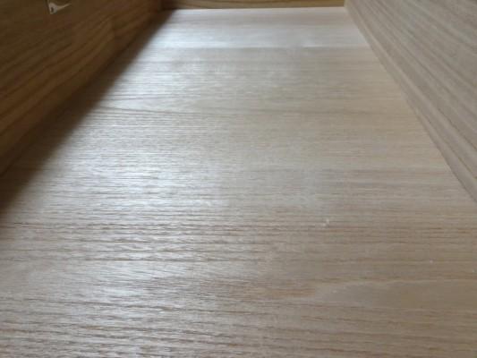大阪泉州桐箪笥 焼桐天丸小袖箪笥の美しい日本の光沢の桐材