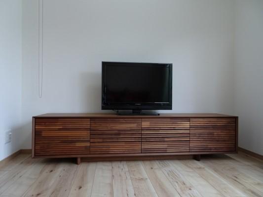 品番:カリモクテレビボード QT7037XR-A