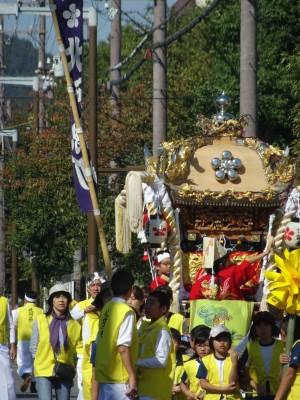 こだわりの桐たんす社長ブログ お祭り