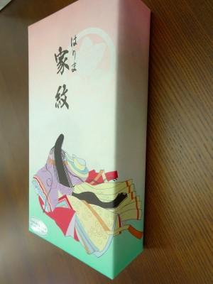 家紋 お菓子