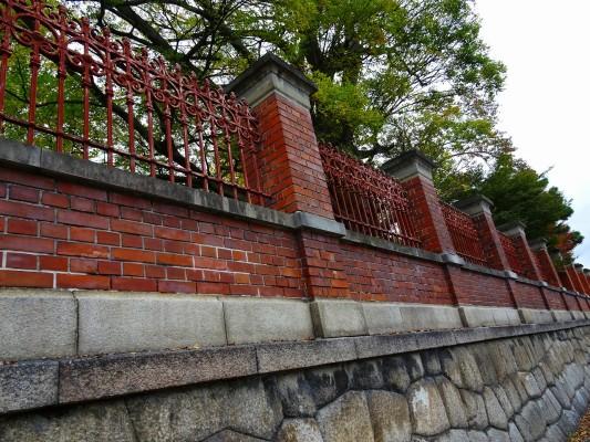京都国立博物館 の塀