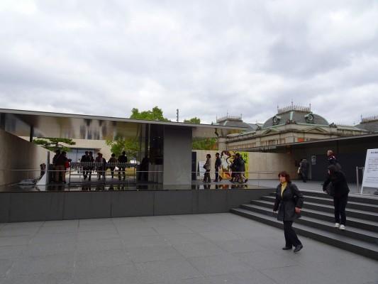 京都国立博物館 の入口