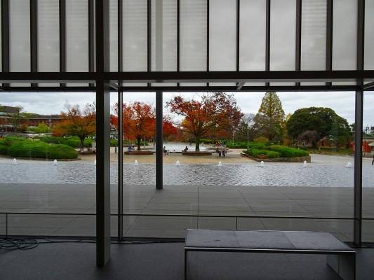 京都国立博物館 の新館内部2
