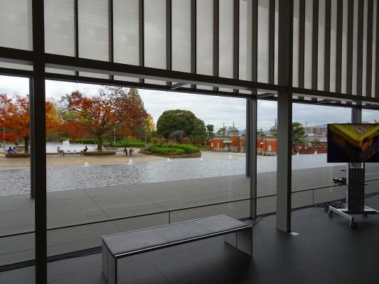 京都国立博物館 の新館内部3