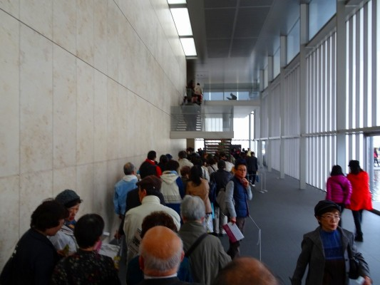 京都国立博物館 の新館内部4