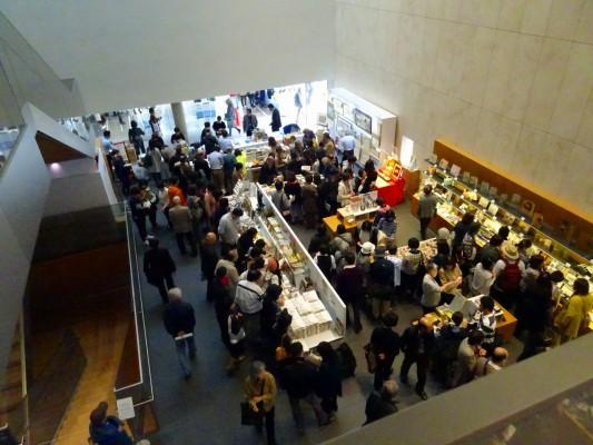 京都国立博物館 の新館内部お土産売り場