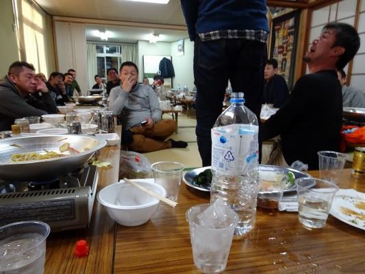 2016年 春木旭町 若頭の新年会4