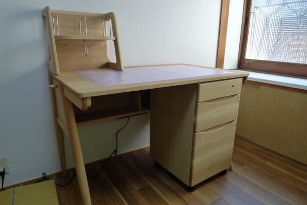 カリモク 学習机