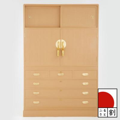 大阪府 (岸和田)ふるさと割で桐の箪笥や衣装箱が特別お値打ち価格でご購入いただけます。