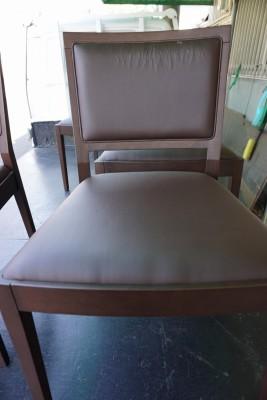 中国製の椅子