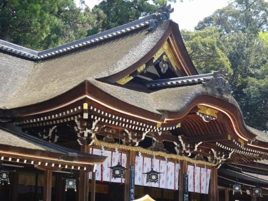 三輪大神神社 本殿
