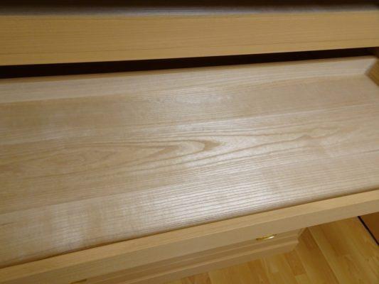 大阪泉州桐箪笥天丸3.8幅衣装箪笥の良質な桐材