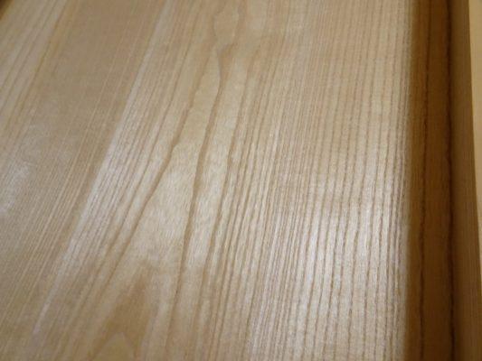 大阪泉州桐箪笥天丸3.8幅衣装箪笥の良質な光沢のある桐材