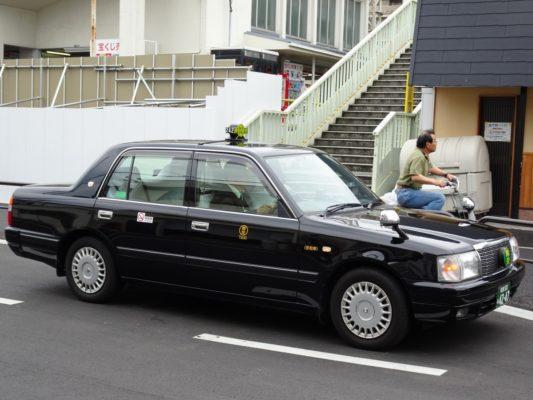 南海本線 春木駅の岸和田交通タクシー