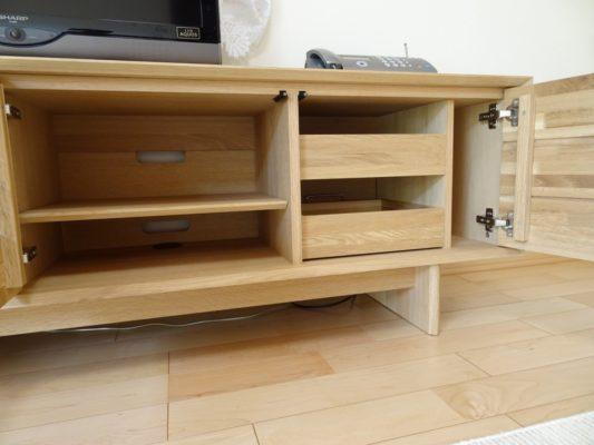 カリモク 品番:テレビボード QT5017ME-J
