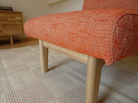 カリモク 品番:一人掛け椅子 CD5905E524