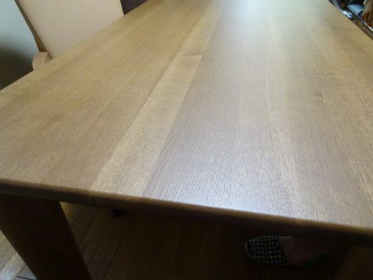 カリモク:品番 ダイニングテーブル DT8511H004、ダイニングチェアー CT7814H532
