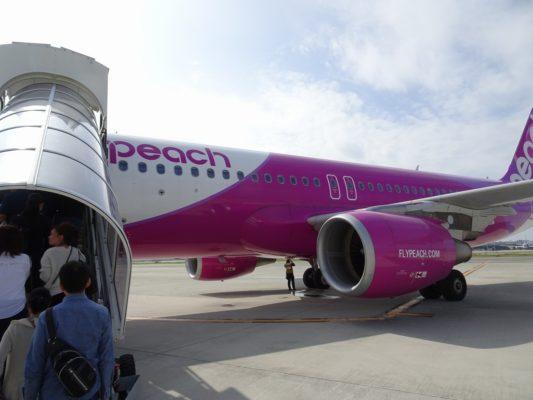 ピーチ(PEACH) 関西国際空港