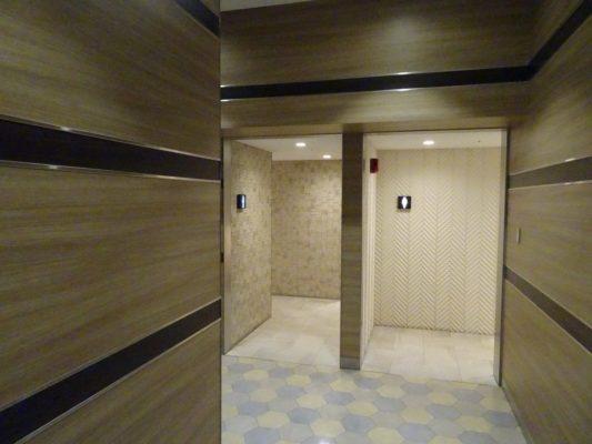 博多 マイングのトイレ