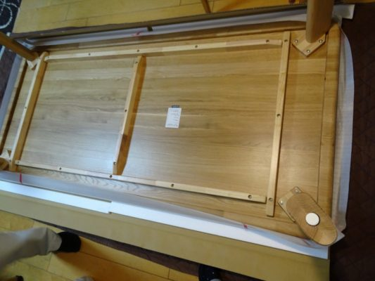 カリモク品番:ダイニングテーブル DT8512S192