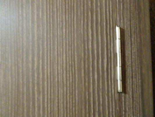 松山の桐たんす  胴丸小袖衣装たんすの両欠き込み兆番