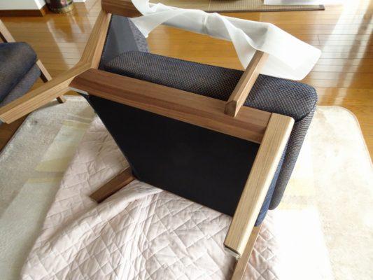 カリモク品番:肘掛椅子 WU4500WE