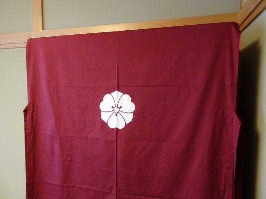 大阪泉州桐箪笥 油単 エンジ 写真