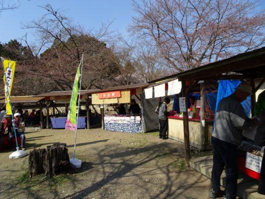 2017 醍醐寺休憩処