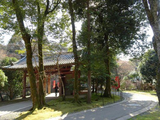 京都 醍醐寺の日月門