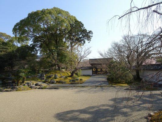 秀吉の三宝院の庭園