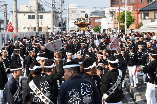 こだわり桐たんすの社長ブログ 2018年岸和田だんじり祭り春木祭礼の宮入り順はこの順番です。
