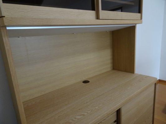 カリモク品番:食器棚 ET4415ME