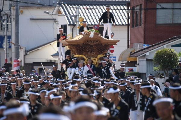 こだわり桐タンスの社長ブログ 明日から岸和田だんじり祭りの本番が始まります。