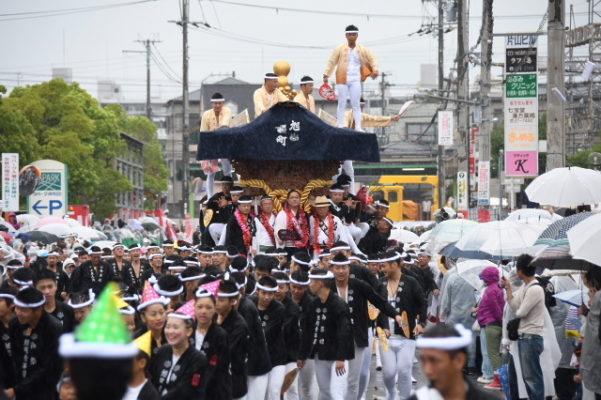 平成29年 春木旭町 パレード写真 2