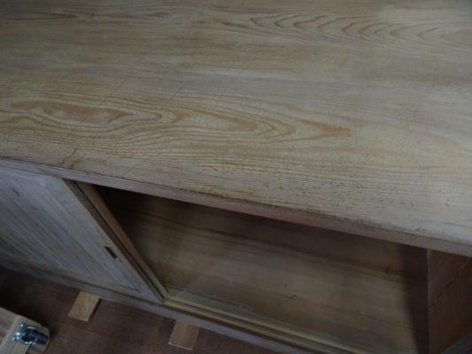初音の家具 長持ちたんすをリメイク