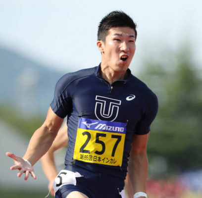 桐タンスの社長 ブログ 桐生祥秀 様 日本人初の9秒台おめでとうございます。