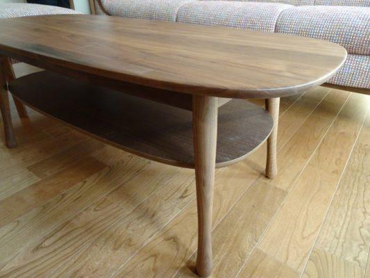 カリモク品番:センターテーブル TF3715R000