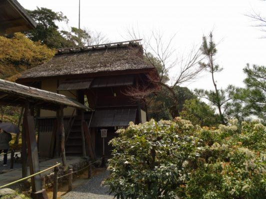 高台寺 時雨亭 茶室