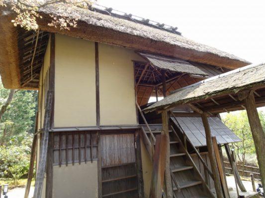 高台寺時雨亭茶室