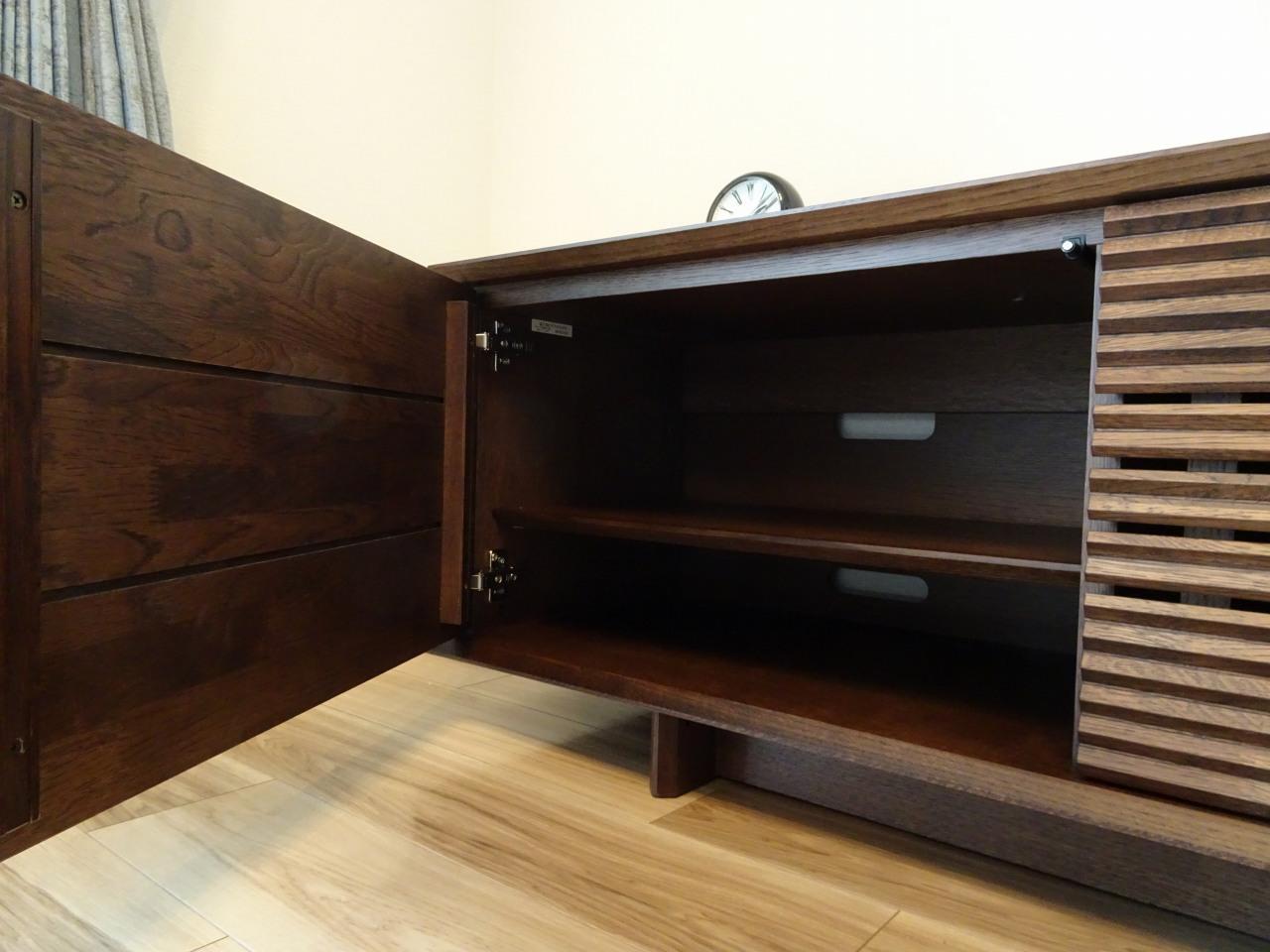 カリモク品番 :テレビボード QT6017MK-A