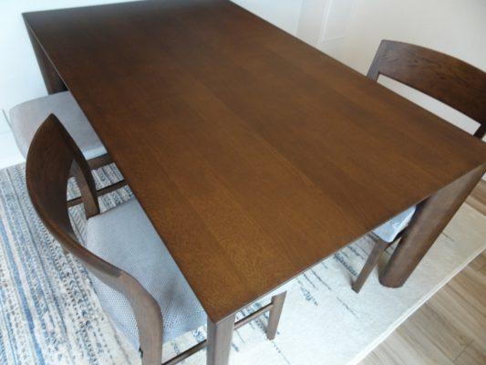 カリモク品番 :ダイニングテーブル DU5200K909 ,ダイニングチェアー CT5315K551 ,スツール CU0426K551
