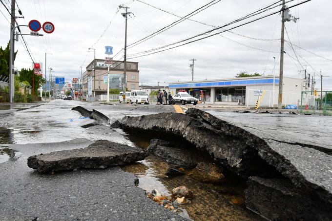こだわりの桐たんすの社長ブログ 今朝 大阪府北部で震度6弱の地震がありました。