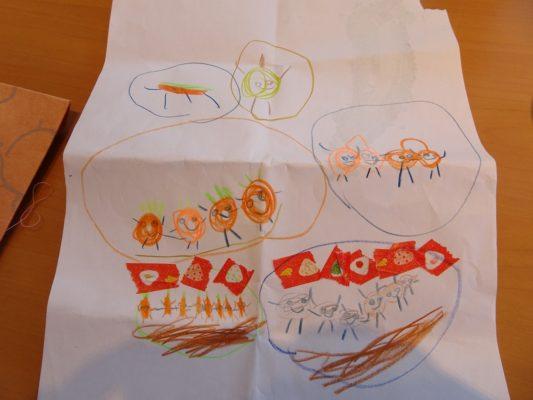 こだわり桐たんすの社長ブログ 子どもさんからの嬉しいプレゼントです。・・・・